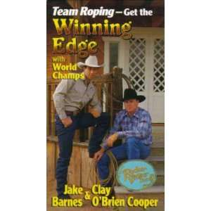 Team Roping Get the Winning Edge with World Champs Jake
