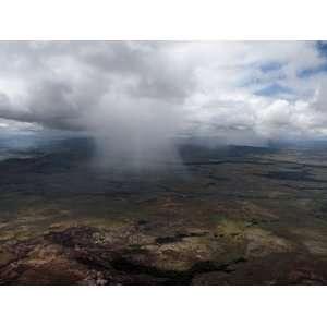 Storm Clouds Hover Above the Highlands of La Gran Sabana