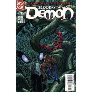 Blood of the Demon (2005) #2 Books