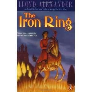 The Iron Ring [Paperback] Lloyd Alexander Books