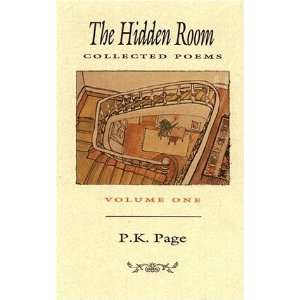 The Hidden Room  Collected Poems, Vol.1 (9780889841901