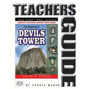 The Mystery at Devils Tower Teacher Guide (Real Kids, Real