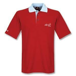 Aston Villa Claret and Blue Polo   Maroon Sports