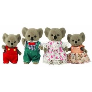 Sylvanian Families Monkey Twins Toys & Games