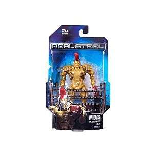 Real Steel Deluxe Feature Figures Wave 1 Midas : Toys & Games :