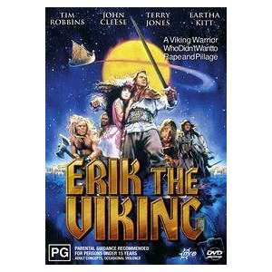 Erik the Viking [ NON USA FORMAT, PAL, Reg.0 Import
