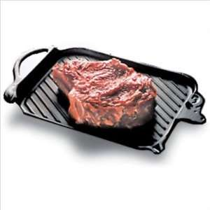 World Cuisine Cast Iron Steak Grill [World Cuisine
