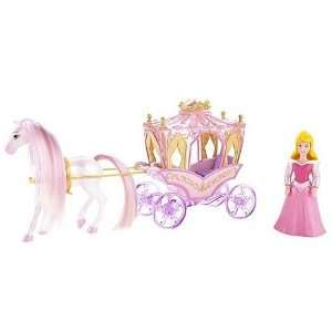 Disney Princess Favorite Moments Sleeping Beauty & Carriage Playset