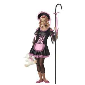 Little Bo Peep Child Tween Costume size Large 10 12: Toys & Games