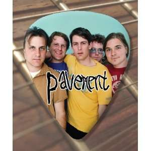 Pavement Premium Guitar Pick x 5 Medium Musical
