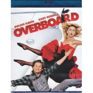Overboard [Blu ray] Goldie Hawn, Kurt Russell, Edward