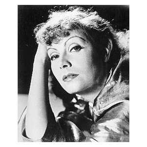 Greta Garbo 12x16 B&W Photograph:  Home & Kitchen