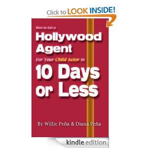 How to Get a Hollywood Agent for Your Child Actor in 10 Days or Less