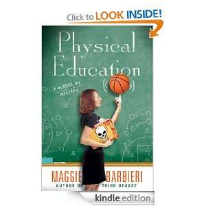 Physical Education (Murder 101 Mysteries): Maggie Barbieri: