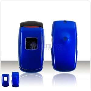 Solid Blue SNAP ON COVER HARD CASE PHONE PROTECTOR for