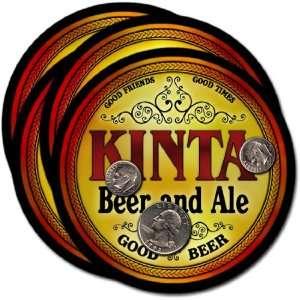 Kinta, OK Beer & Ale Coasters   4pk: Everything Else