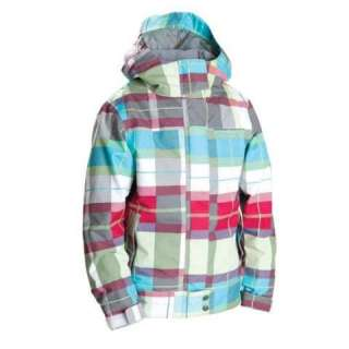 Features of the 686 Smarty Chloe Insulated Ski Jacket   Girls