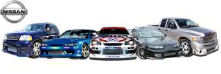 Nissan Hardbody Body Kits at Andys Auto Sport