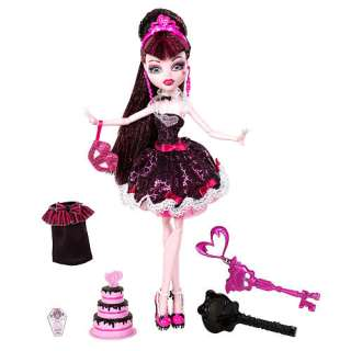 Monster High Sweet 1600 Doll   Draculaura   Mattel 1001134   Fashion