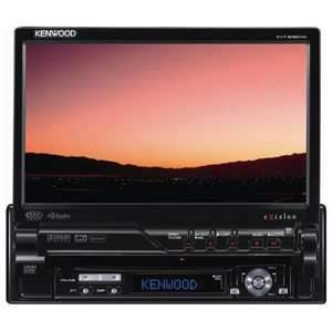 Kenwood KVT 819DVD 7 inch Car DVD Player 019048171818