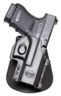Fobus Holsters GL36 Paddle Holster, Glock 36 at OutdoorPros