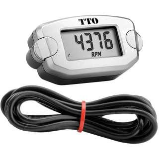 Trail Tech TTO Tach/Hour Meter   ATV   Motorcycle Superstore