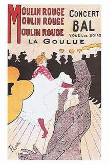 Moulin Rouge Art Print by Henri de Toulouse Lautrec at Barewalls