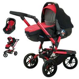 Jane Trider Matrix Travel System Jane Wheeled Goods, Babys Mart