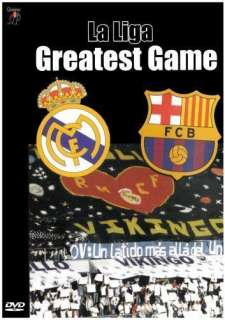 Laliga Greatest Game   Barcelona Vs Real Madrid (DVD)   Compare Prices