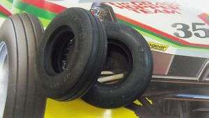 Tamiya Grasshopper Sand Tires Front Hornet Pair