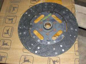 JOHN DEERE RE29882 CLUTCH DISK RE 29882 New