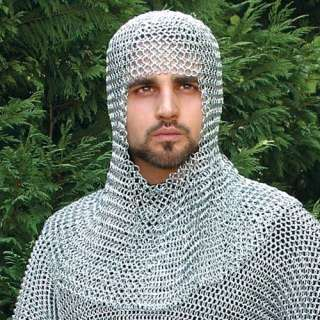 Medieval Knight Armor   Medieval Helmet & Chain Mail Armour