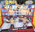 ALBERTO DEL RIO W LAUNCHIN LIMO PLAYSET   WWE RUMBLERS TOY WRESTLING