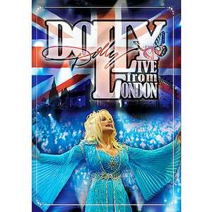 Live From London (CD/DVD), Dolly Parton Country