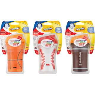 Gerber Graduates 9 oz Learning System Cup, Sports, BPA