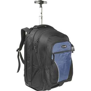 Travelers Club Luggage 20 Rolling Backpack Bags