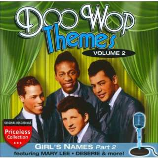 Doo Wop Themes, Vol. 2 Girls Names, Pt. 2.Opens in a new window