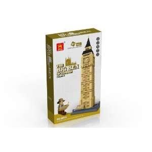 THE BIG BEN of London BUILDING BLOCKS 1642pcs set for LEGO