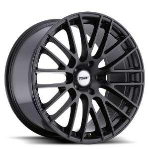 17x8 TSW Max (Matte Black) Wheels/Rims 5x120 (1780MAX205120M76)