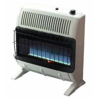 Mr. Heater 30,000 BTU Propane Blue Flame Vent Free Heater, VF30KBLUELP