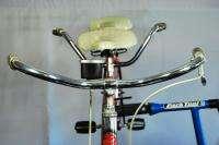 Vintage 1965 Columbia Twosome tandem bicycle bike Red Bendix 2 speed