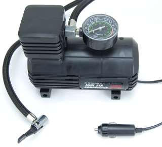 Heavy Duty 12 Volt Mini Air Compressor