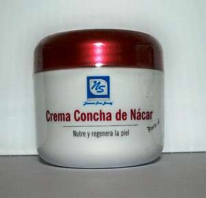 Mother of Pearl cream for HIM Concha Nacar Crema para EL NS