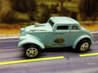 33 WILLYS CUSTOM DRAG HOT ROD S SCALE 1/64 DIECAST CAR