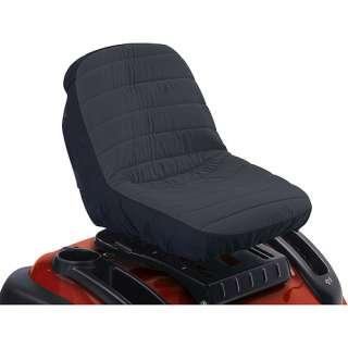 Classic Accessories Deluxe Garden Tractor Water Resistant Seat Cover