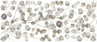 Large SILVER DOLLAR BRANCH WALL DECALS Eucalyptus Tree Branches Decor