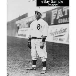 1915 Casey Stengel, full length portrait, standing, facing