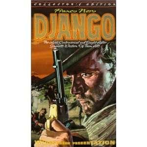 Django [VHS] Franco Nero, José Bódalo, Loredana Nusciak
