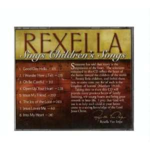 Rexella Sings Chrildrens Songs: Rexella Van Impe: Music