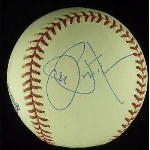 Joe Pepitone Autographed Ball   ML PSA COA   Autographed Baseballs
